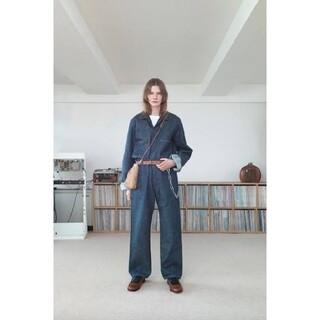 SUNSEA - SUNSEA 20SS Big Denim Pants デニム ジーンズ パンツ
