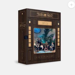 防弾少年団(BTS) - BTS magic shop Blu-ray 新品未開封 日本語字幕付き