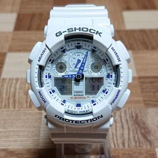 G-SHOCK - 超美品【CASIO/G-SHOCK】デジアナ メンズ腕時計 GA-100A