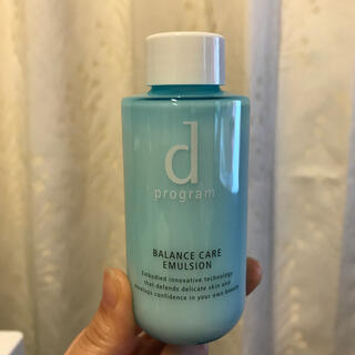 d program - 資生堂 dプログラム 乳液 詰め替え用