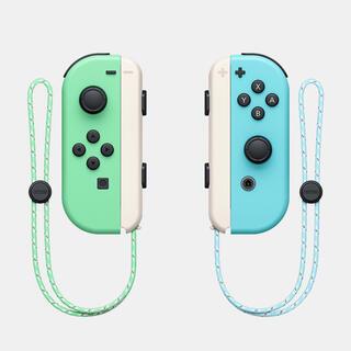 ニンテンドースイッチ(Nintendo Switch)のJoy-Con あつまれどうぶつの森 ニンテンドー正規品 スイッチ Switch(家庭用ゲーム機本体)