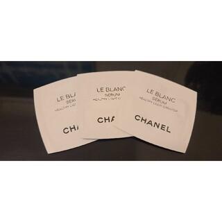 CHANEL - CHANEL ル ブラン セラム HLC