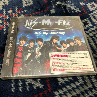 キスマイフットツー(Kis-My-Ft2)のKis-My-Ft2 Kis-My-Journey(ポップス/ロック(邦楽))