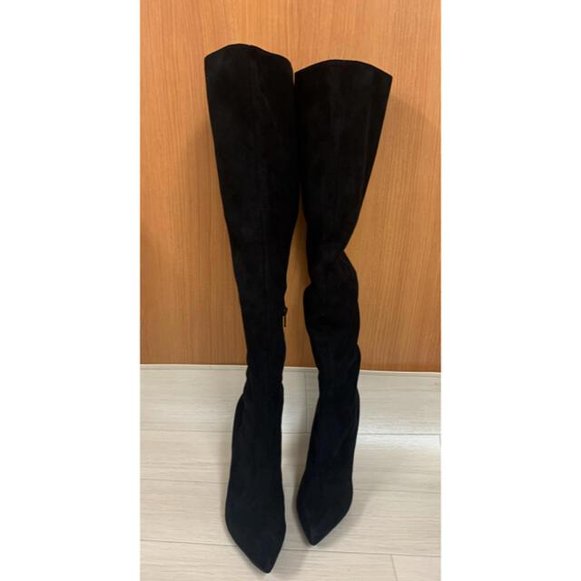 rienda(リエンダ)のrienda リエンダ ブーツ ブラック M レディースの靴/シューズ(ブーツ)の商品写真
