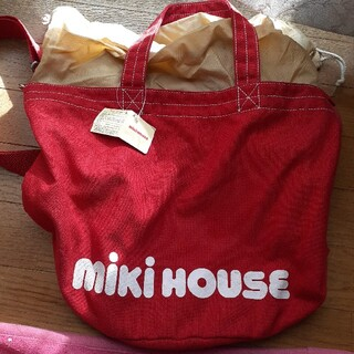 mikihouse - ミキハウス マザーズバッグ MIKI HOUSE
