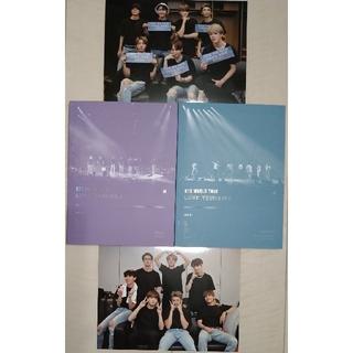 防弾少年団(BTS) - BTS DVD ヨーロッパ&ニューヨーク ブックレット&写真2点セット