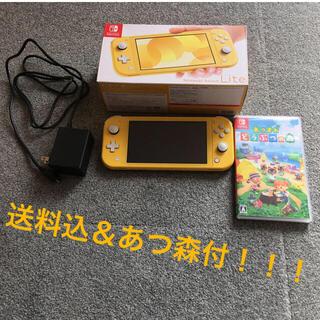 Nintendo Switch - ★送料込★Nintendo Switch Lite あつまれどうぶつの森セット