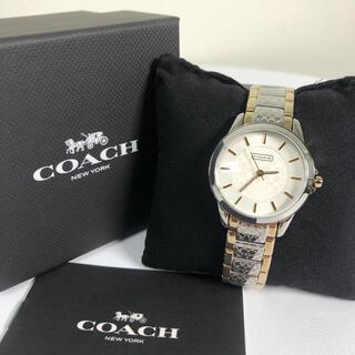 COACH - COACH コーチ腕時計 保証有り