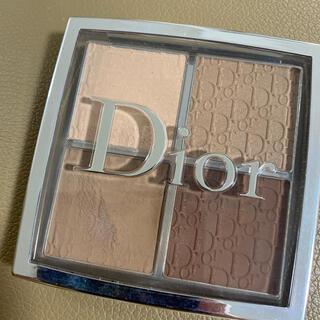 ディオール(Dior)のDior バックステージ コントゥールパレット(フェイスカラー)