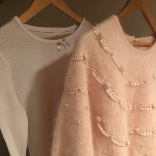 Lochie - used pink Knit💕