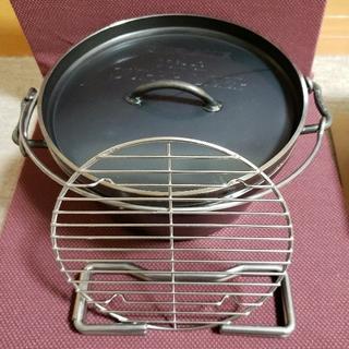 ユニフレーム(UNIFLAME)のダッチオーブン 10インチ ユニフレーム(調理器具)