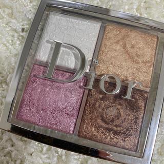 ディオール(Dior)のDior バックステージ グロウパレット(フェイスカラー)