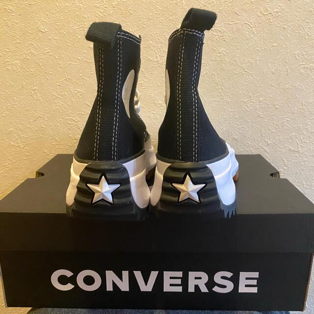 CONVERSE(コンバース)のconverse run star hike コンバース ランスターハイク メンズの靴/シューズ(スニーカー)の商品写真