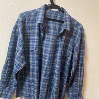 ジェイダ(GYDA)のgydaチェックシャツ(シャツ/ブラウス(長袖/七分))