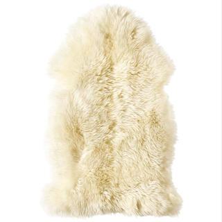 イケア(IKEA)の【新品】LUDDE ルッデ 羊毛(ラグ)
