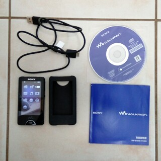 WALKMAN - SONY【WALKMAN】NW-X1050 ブラック