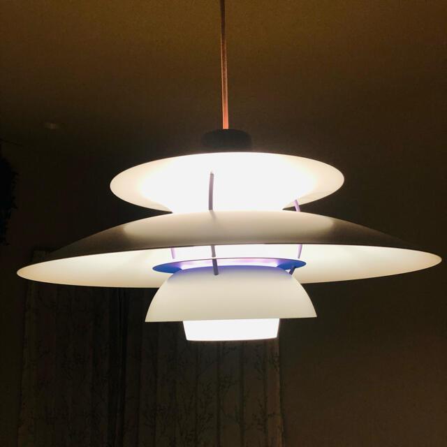 ACTUS(アクタス)のlouis poulsen(ルイスポールセン)PH5 クラシックホワイト インテリア/住まい/日用品のライト/照明/LED(天井照明)の商品写真