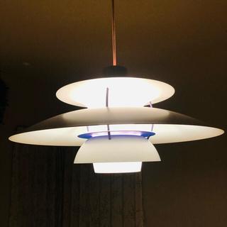アクタス(ACTUS)のlouis poulsen(ルイスポールセン)PH5 クラシックホワイト(天井照明)