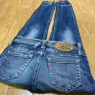 RODEO CROWNS - MID VINTAGE TYPE2 スキニー リップパッチ