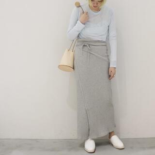 EDIT.FOR LULU - Baserange ベースレンジ Brig skirt スカート