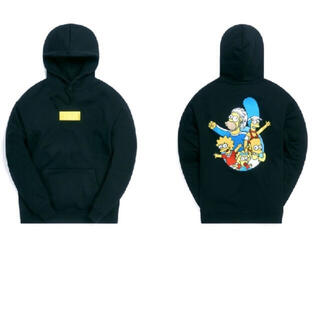 Kith for The Simpsons