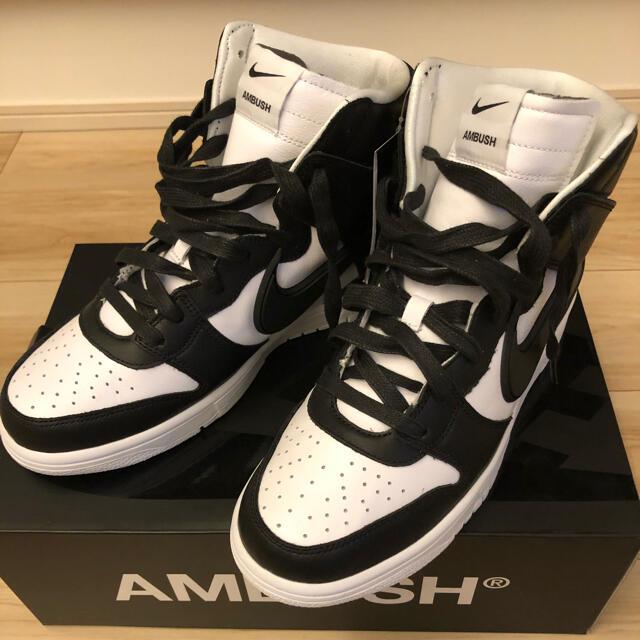 AMBUSH(アンブッシュ)のNIKE DUNK HI ambush メンズの靴/シューズ(スニーカー)の商品写真