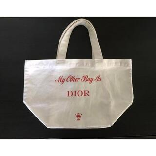 JKC My other bag is Dior トート