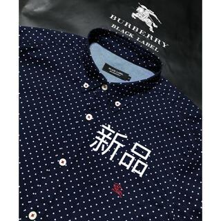 BURBERRY - 新品 バーバリーブラックレーベル 長袖シャツ2