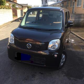 日産 - 日産 モコ X 104200km  ETC CD 車検込み150,000円