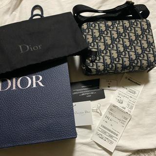 Christian Dior - ディオール ショルダーストラップポーチ