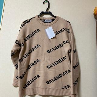 Balenciaga - 新品#レディース バレンシアガ セーター Mサイズ 大きめ 洋服 海外購入