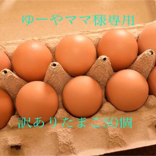 ゆーやママ様専用 訳ありたまご50個(野菜)