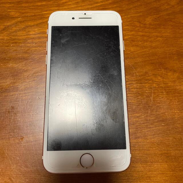 Apple(アップル)のiPhone7 32GB simフリー 本体のみ スマホ/家電/カメラのスマートフォン/携帯電話(スマートフォン本体)の商品写真