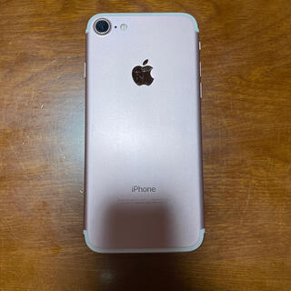 Apple - iPhone7 32GB simフリー 本体のみ