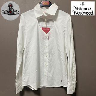 Vivienne Westwood - 新品☺︎Vivienne Westwood ラブ シャツ オーブ 長袖 ハート