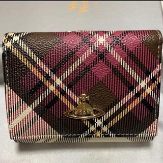 Vivienne Westwood - ヴィヴィアンウエストウッド Vivienne 三つ折り財布 財布 綺麗☆大人気
