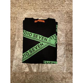 トゥエンティーフォーカラッツ(24karats)のSTUDIO SEVEN Full Caution SS Tee M Tシャツ(Tシャツ/カットソー(半袖/袖なし))