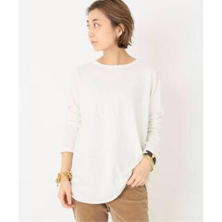 DEUXIEME CLASSE - 新品 ドゥーズィエムクラス LayeringTシャツ ホワイト