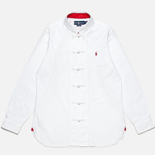 POLO RALPH LAUREN - CLOT POLO 1/27 伊勢丹限定 コラボ Ralph