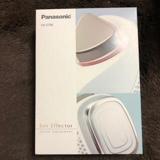 Panasonic - 導入美容器 イオンエフェクター 高浸透タイプ ピンク調 EH-ST86-P(1台