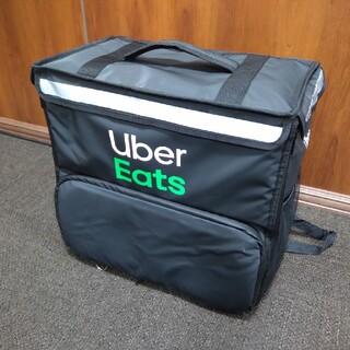 値下げ可!!! 【ウーバーイーツ】配達バッグ リュック uber 新品!