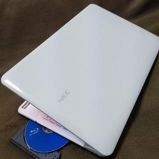 NEC - 高スペック/爆速4コア i7/SSD240GB/ノートパソコン/ブルーレイ