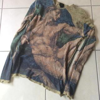 ジャンポールゴルチエ(Jean-Paul GAULTIER)のジャンポールゴルチエ パワーネット 2(Tシャツ/カットソー(七分/長袖))