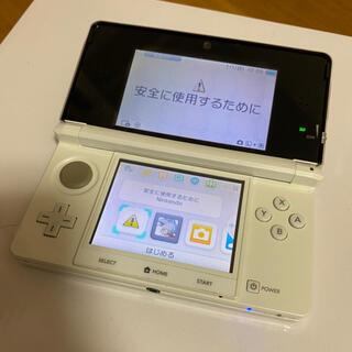 ニンテンドー3DS(ニンテンドー3DS)のNintendo 3DS 本体+ソフト3点セット(携帯用ゲーム機本体)