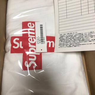 Supreme - supreme Cross Box Logo Tee COLOR/STYLE