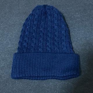 ビームス(BEAMS)のニット帽 BEAMS(ニット帽/ビーニー)