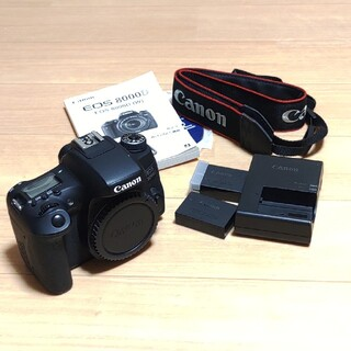 Canon - canon EOS8000D 本体(箱なし)