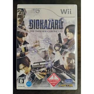 Wii - バイオハザード/ダークサイド・クロニクルズ Wii