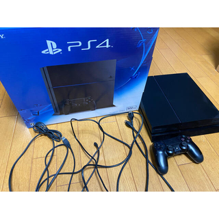 PlayStation4 - PlayStation 4 500GB