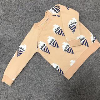 こども ビームス - インポート子供服 hugo ♡ tiki ジェラート トレーナー ロンT